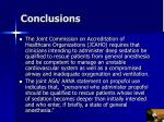 conclusions22