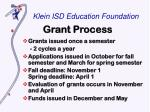 klein isd education foundation10