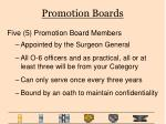 promotion boards17
