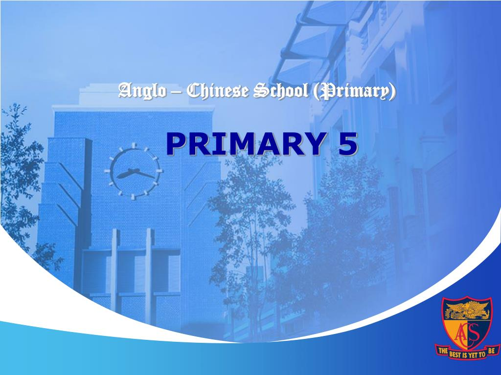 anglo chinese school primary primary 5 l.