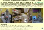 outils d analyse microscope electronique a balayage du lmpgm