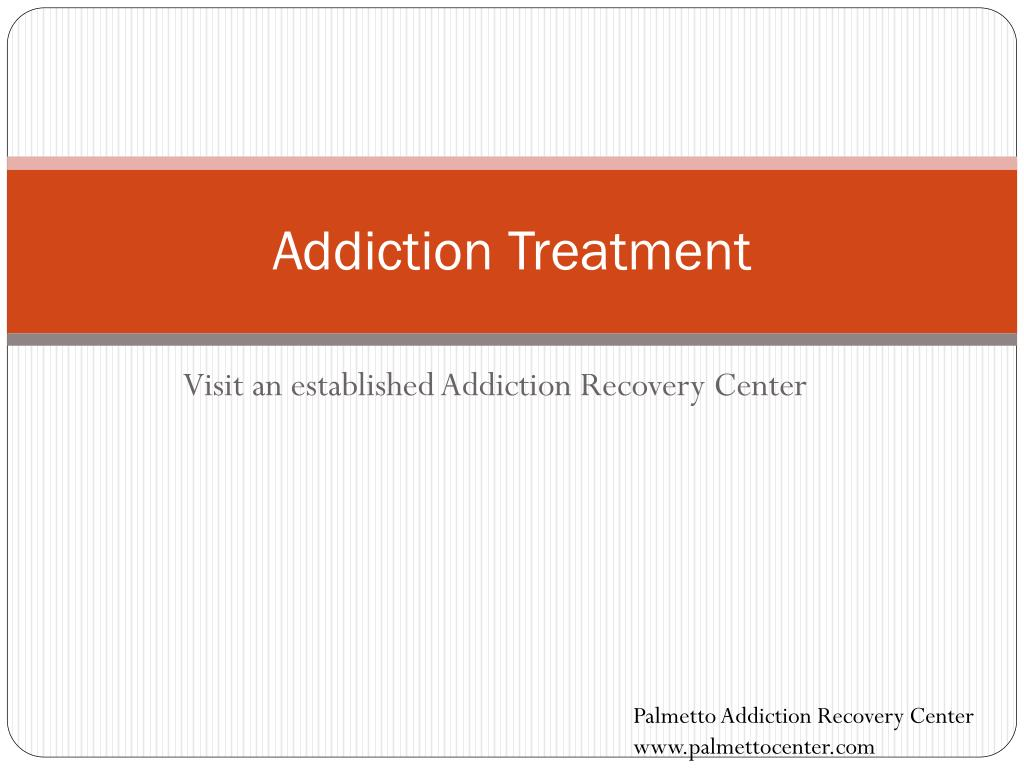 addiction treatment l.
