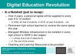 digital education revolution63