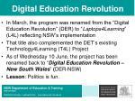 digital education revolution64
