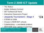 term 2 2009 ict update42