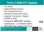 term 2 2009 ict update49