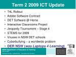 term 2 2009 ict update61
