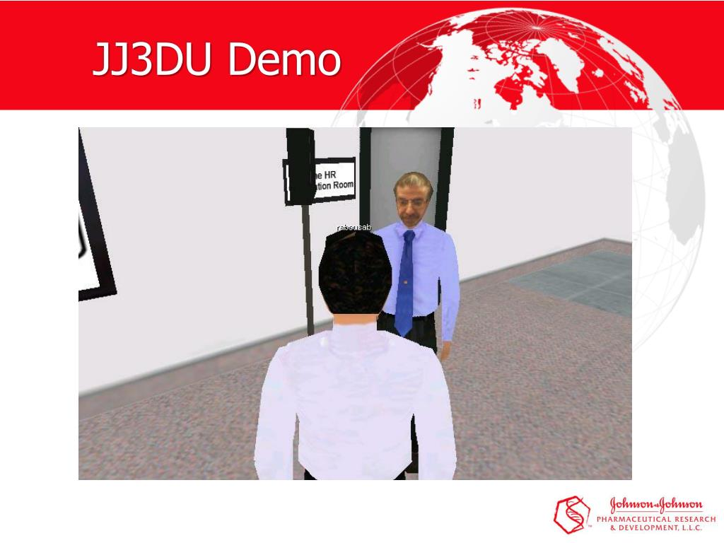 JJ3DU Demo