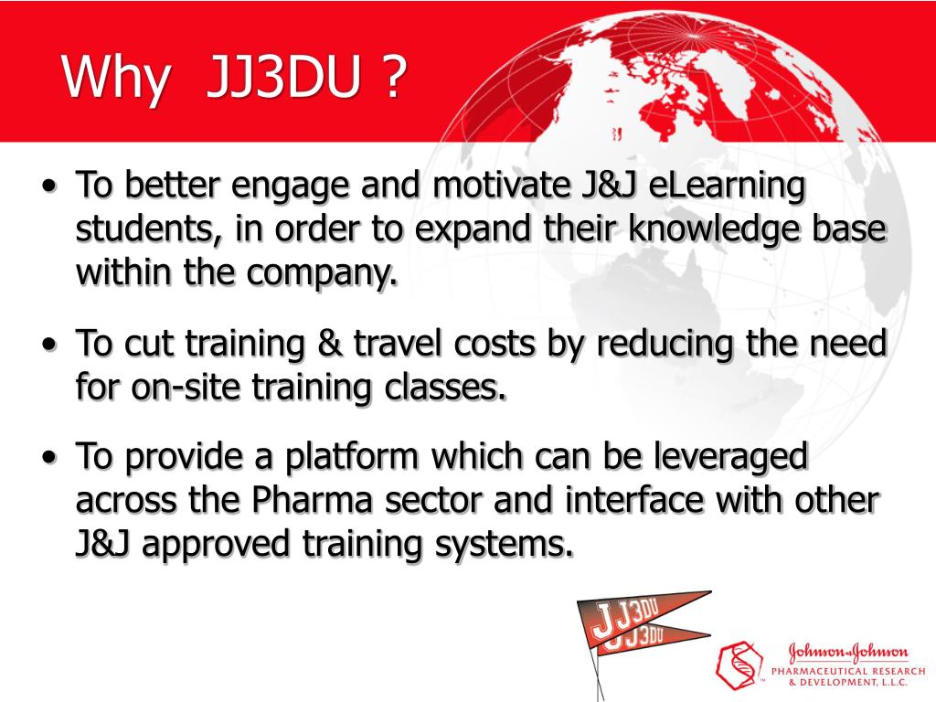 Why  JJ3DU ?