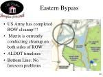 eastern bypass