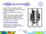 artificial neural networks6