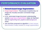 performance evaluation50