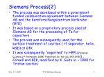 siemens process 2