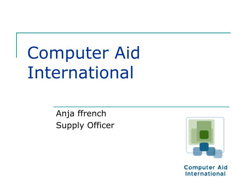 computer aid international l.