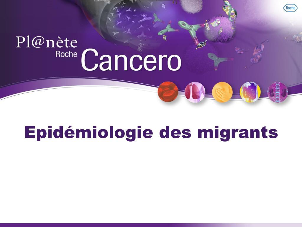 epid miologie des migrants l.