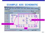 example ads schematic