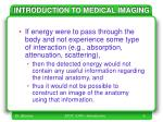 introduction to medical imaging2