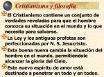 cristianismo y filosof a3