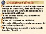 cristianismo y filosof a5