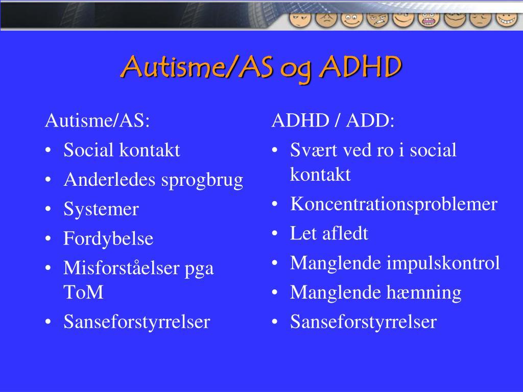 ADHD / ADD: