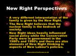 new right perspectives