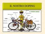 il nostro doping