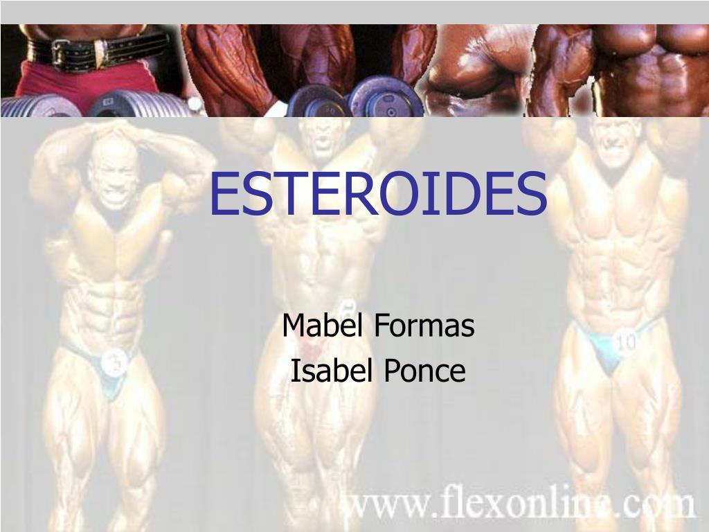 esteroides l.