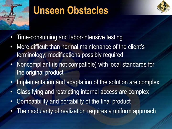 Unseen Obstacles