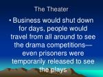 the theater8