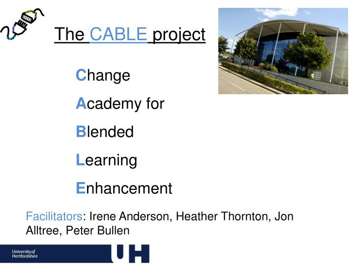 the cable project n.