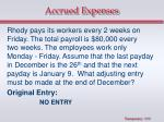accrued expenses59