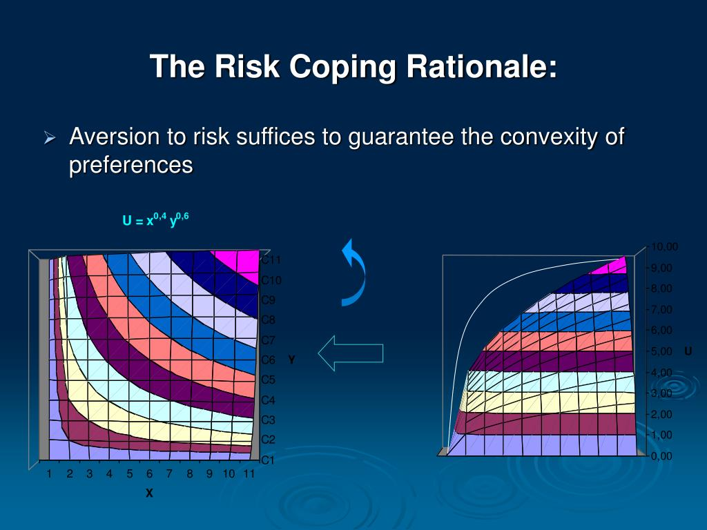 The Risk Coping Rationale:
