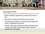 online professional development opd