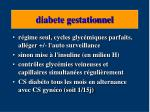 diabete gestationnel46