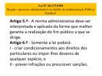 lei n 10 177 1998 regula o processo administrativo no mbito da administra o p blica estadual8