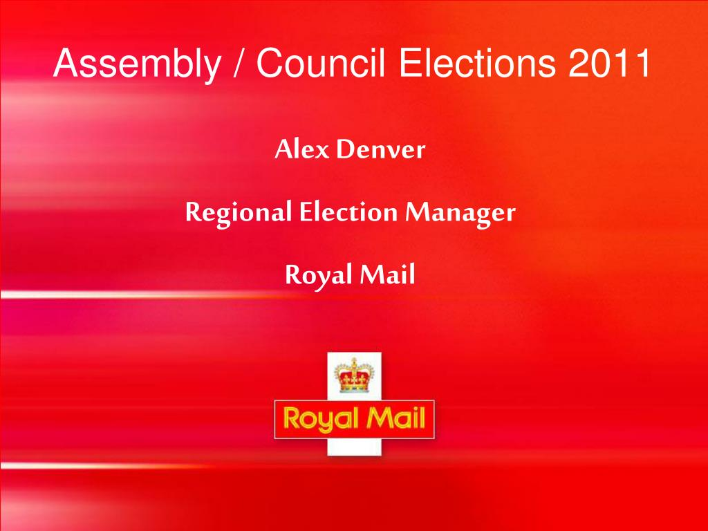 assembly council elections 2011 l.