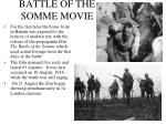 battle of the somme movie