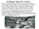 somme movie cont