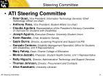 steering committee9
