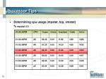 processor tips10