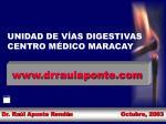 www drraulaponte com