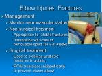 elbow injuries fractures36