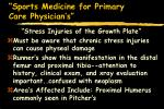 sports medicine for primary care physician s12