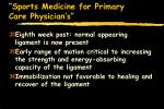 sports medicine for primary care physician s40