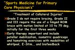 sports medicine for primary care physician s43