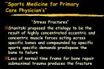 sports medicine for primary care physician s8