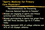 sports medicine for primary care physician s80