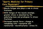 sports medicine for primary care physician s9