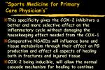 sports medicine for primary care physician s90