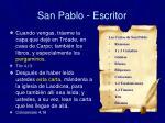san pablo escritor23